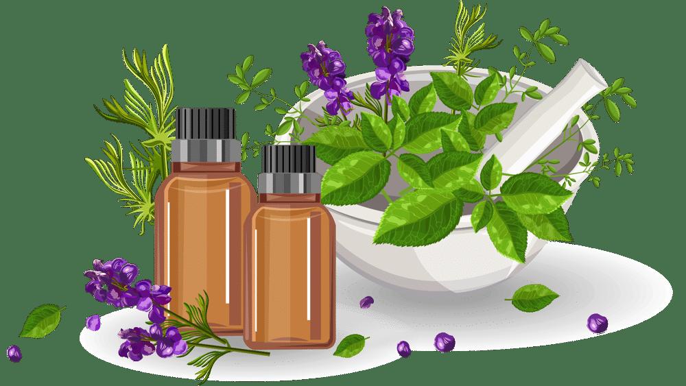 Aromaterapia y flores de Bach en Esfera Mataró