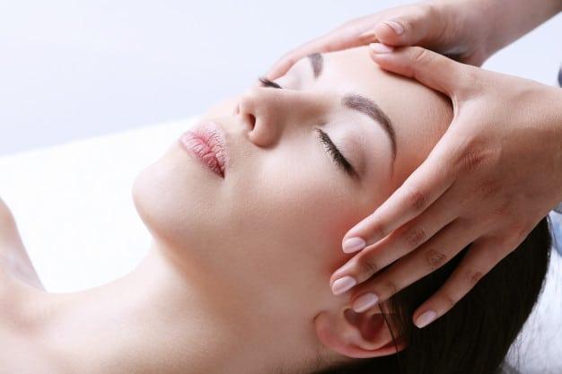 masaje de cara