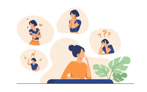 la ansiedad puede venir derivada de muchas actividades descompensadas