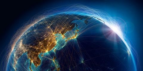 conexiones planeta tierra