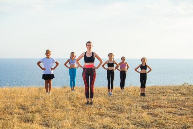 yoga kids mejorando la atención