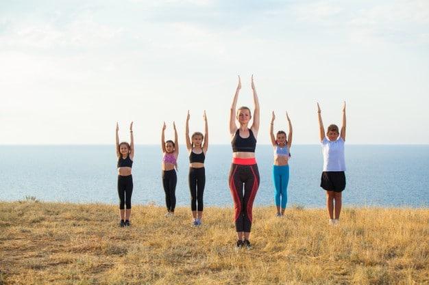 yoga kids es felicidad