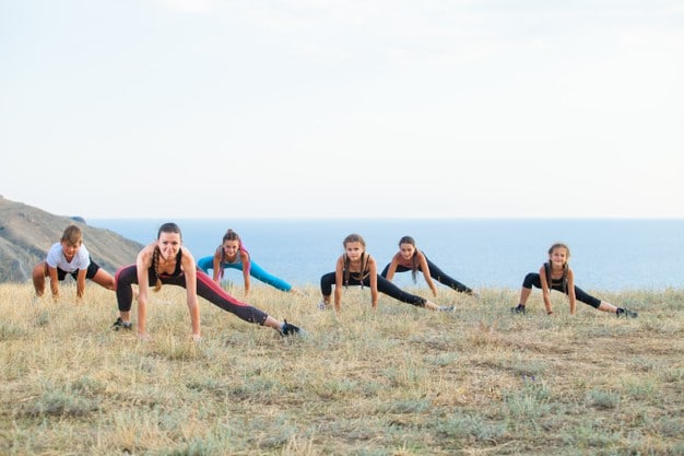 yoga kids construyendo un futuro