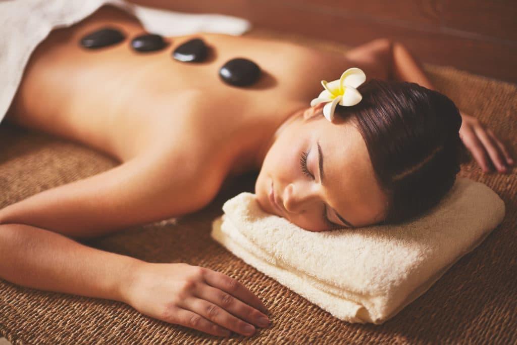 piedras y otras terapias manuales